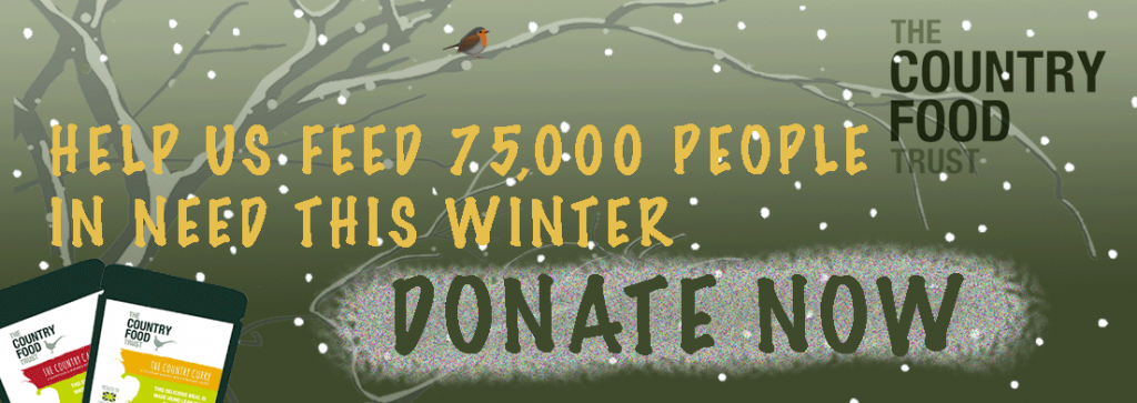 Country Food Trust Winter Appeal