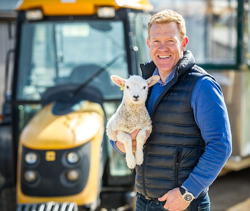 Adam Henson joins The Country Food Trust as patron