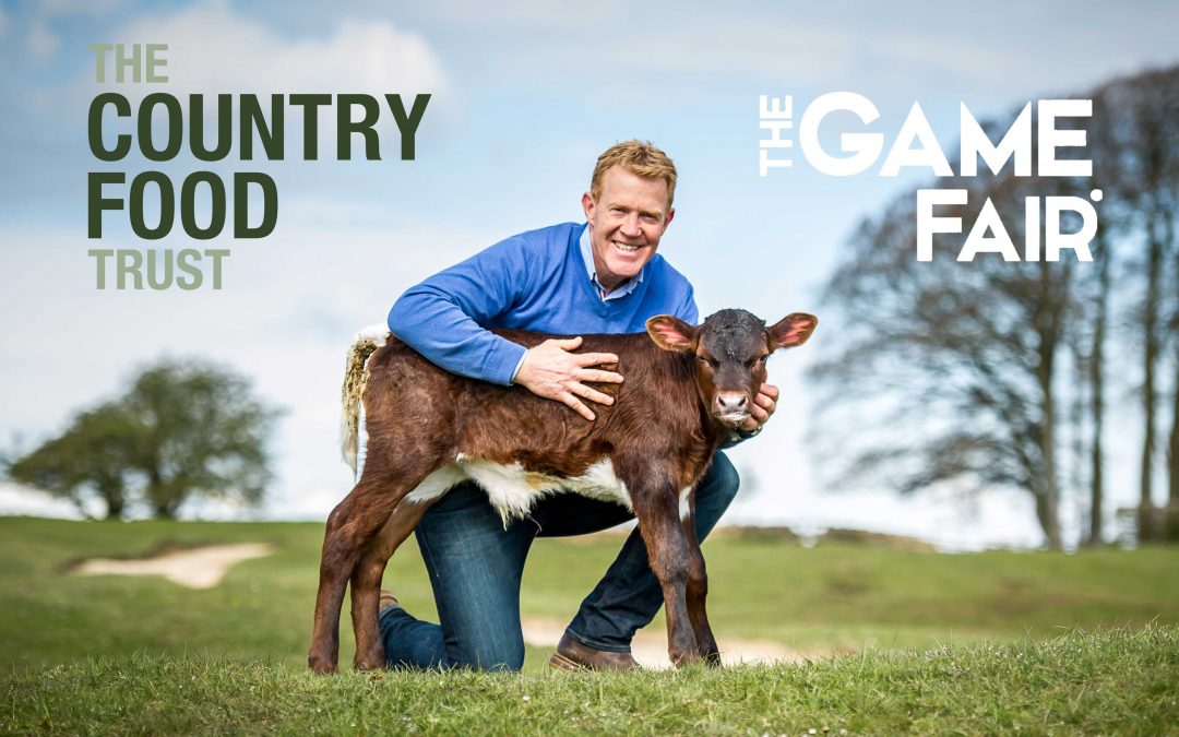 The Country Food Trust appointed as official Charity of The Game Fair 2021
