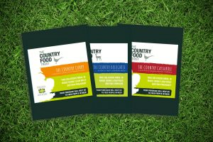 The COUntry Food Trust Ready Meal Pouches