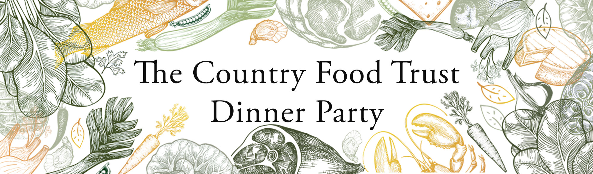 The Country Food Trust Dinner Party