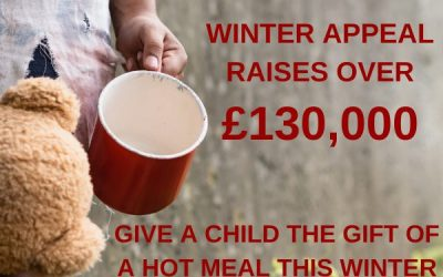 Winter Appeal raises over £130,000