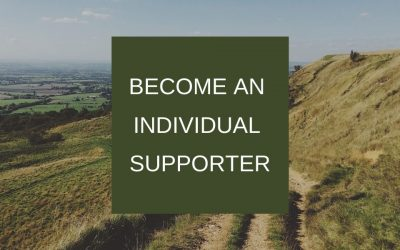 Become an Individual Supporter today!
