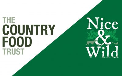 THE CFT BRINGS YOU 'NICE & WILD' AT THE GAME FAIR!