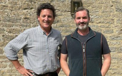 WELCOME TO OUR NEW PATRON – MIKE ROBINSON